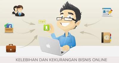Kelebihan dan Kekurangan dari Menjalankan Bisnis Online