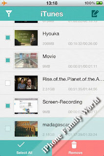 VPlayer Video Player 0.1.1 - iPhone Family World | iPhone family