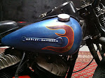 "Harley 84"" Flathead '47U"