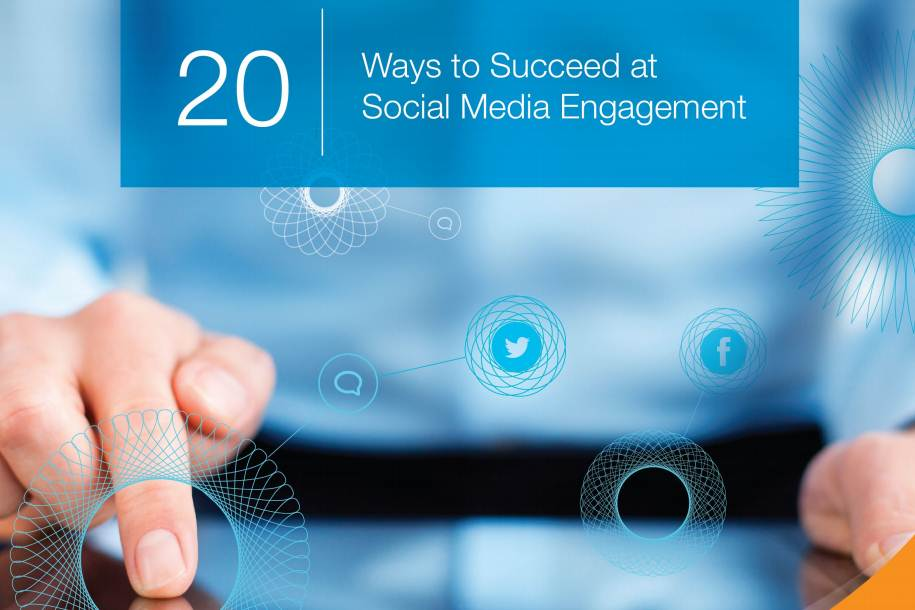 20 Ways to Succeed at Social Media Engagement - #Infographic