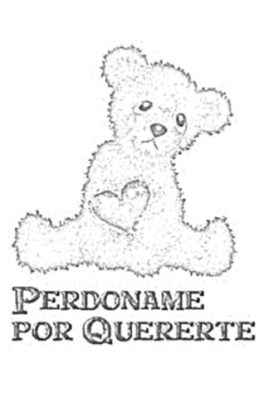 Dibujo de un oso con Cara de Lo siento para Colorear ~ Colorea el ...