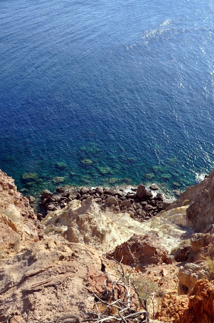 Santorini-Blue-Sea