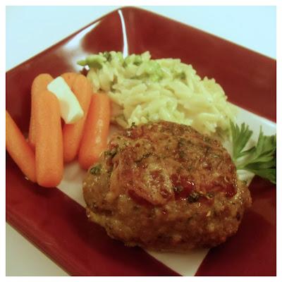 Real Food Girl Unmodified-- Mini Italian Meatloaves