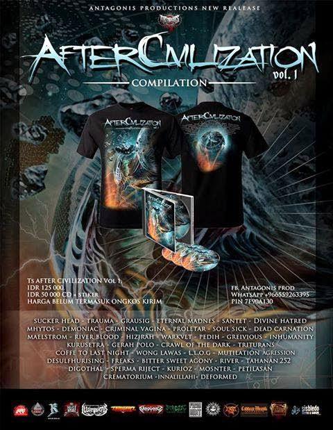AFTER CIVILIZATION Compilation Vol # 1 Siap Membakar Hebat !!!!