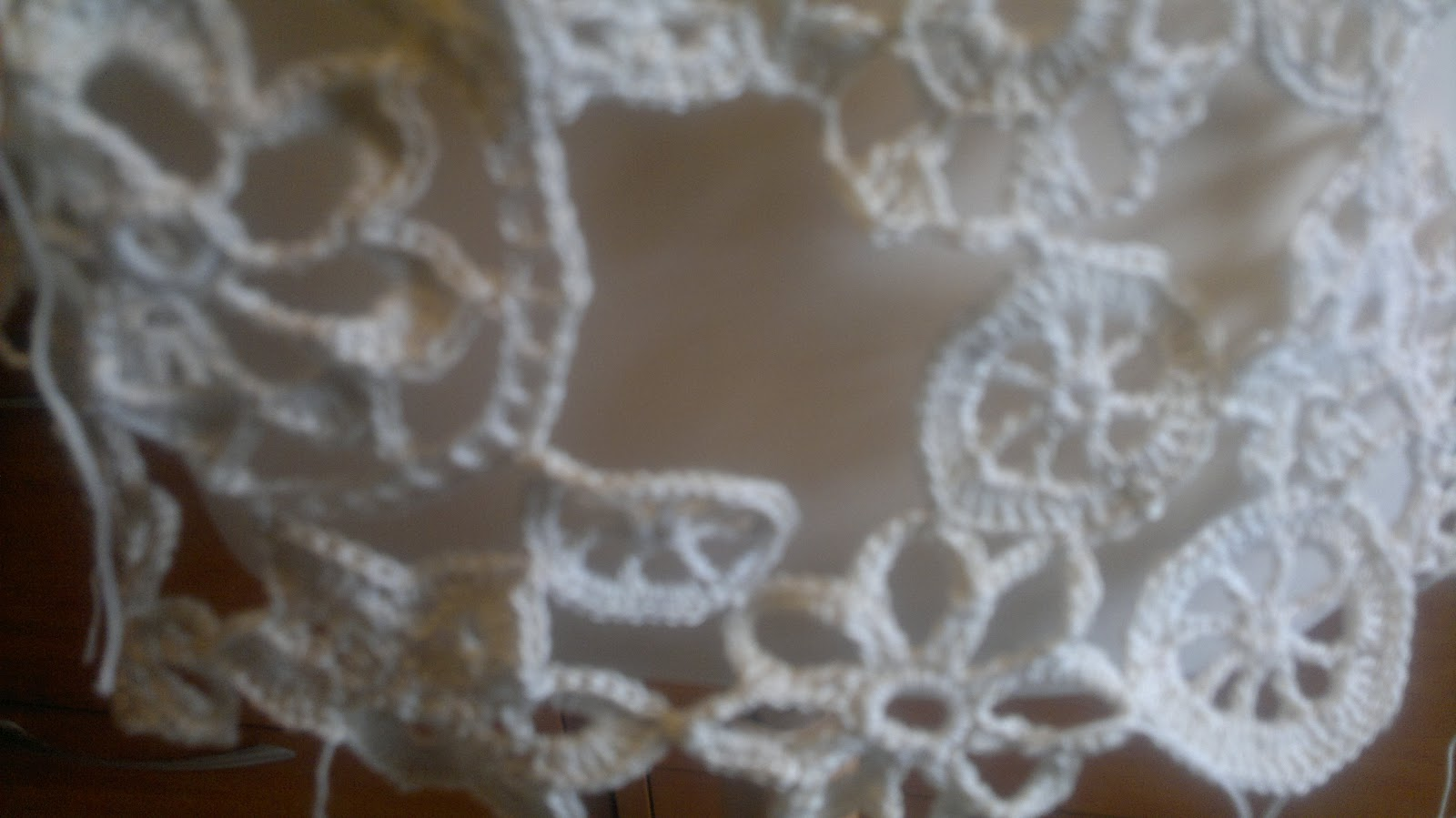 ... Hooked on Crochet: Summer Top Work Continues & Maltese Crochet GAD 136