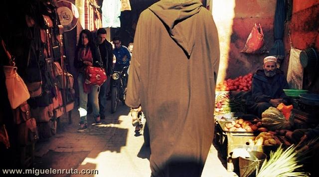 Calles-Zocos-Marrakech