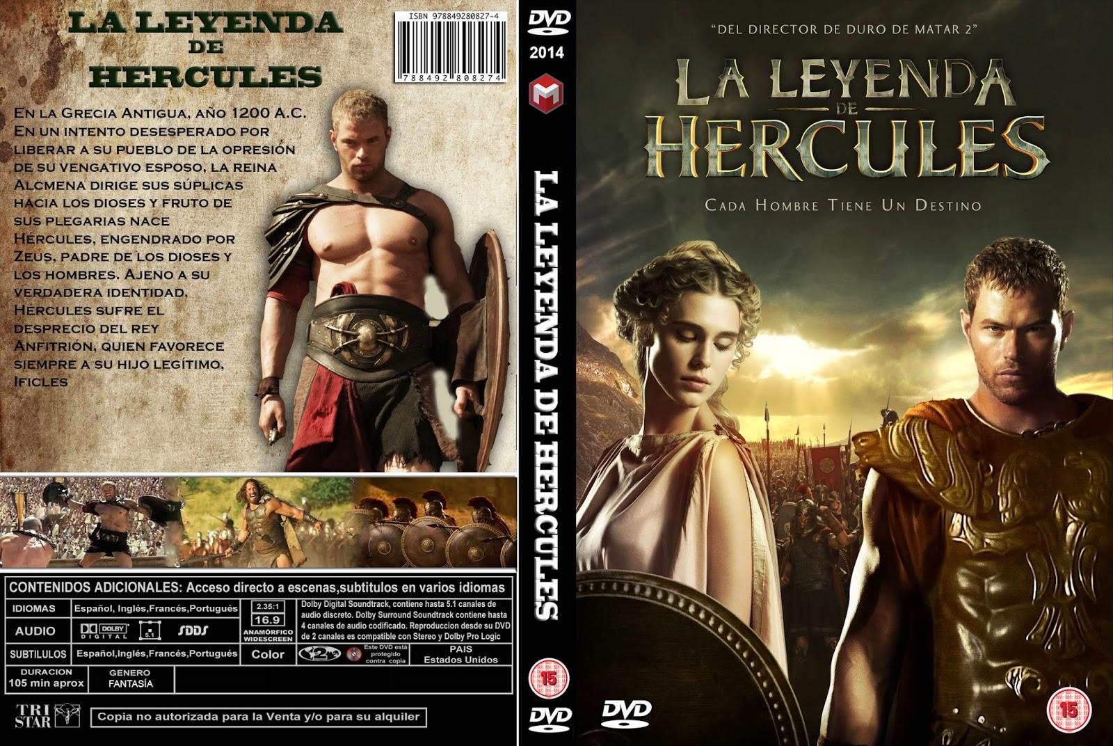 Hercules Dvd Cover images