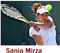 Who won WTA New Haven Open Title of Tennis 2013  ?  Ans- Sania Mirza and her partner Jie Zheng won women's doubles trophy.'