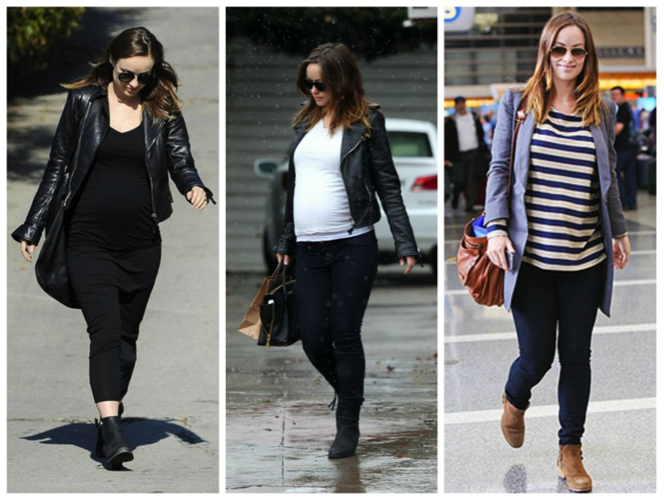 Steal Her Style: Olivia Wilde Maternity / The Twisted Horn