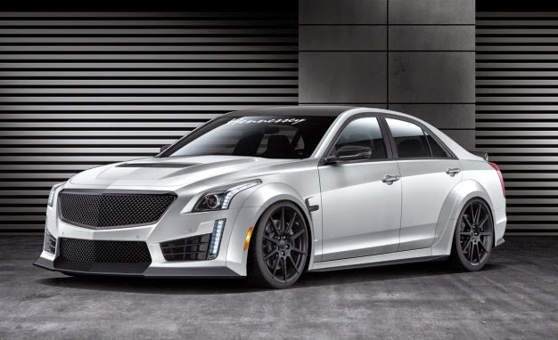 Hennessey Has Plans For A Cadillac CTS-V With 1000 Horsepower