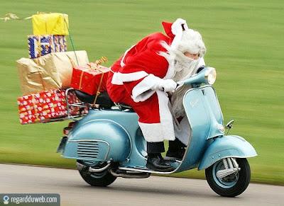 Images drôles et insolites Transport - Scooter v25