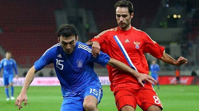 Greece 1 - 1 Russia (2)
