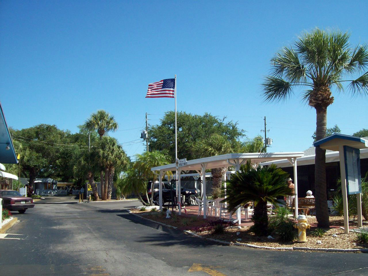 Passport America Site Seers Bickley Rv Park Seminole St