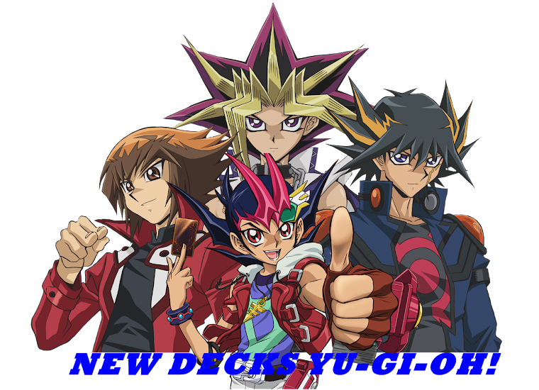 News decks Yu-Gi-Oh!