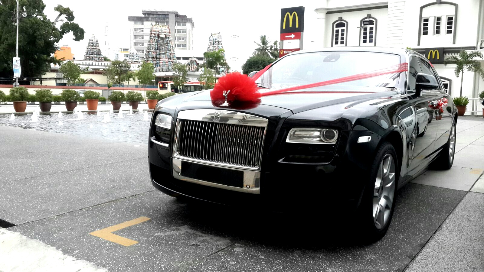 RedOrca Malaysia Wedding and Event Car Rental: Rolls Royce Ghost ...