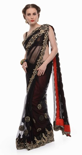 Custom made dresses by top indian fashion designers