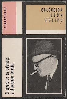 León Felipe literatura