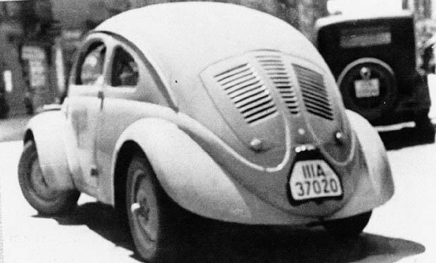 1937 VW Beetle Prototype