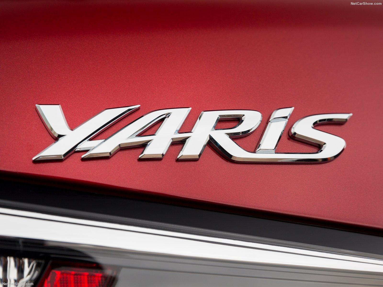 Hình ảnh xe ô tô Toyota Yaris Sedan 2016 & nội ngoại thất