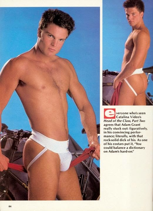 (Fotos) Revista Advocate Men 1989