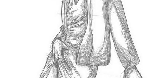 Michael Jackson para colorear y pintar ~ 4 Dibujo