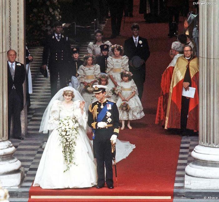 Imagem de julho de 1981 mostra da princesa Diana, que morreu em 1997 (Foto: AFP)