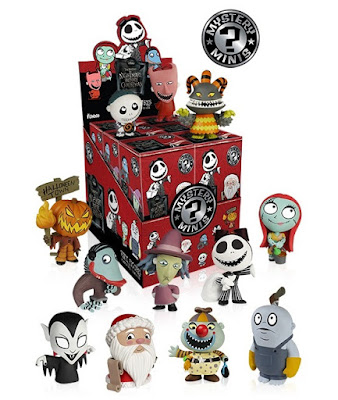 The Nightmare Before Christmas Mystery Minis Blind Box Series 2 by Funko