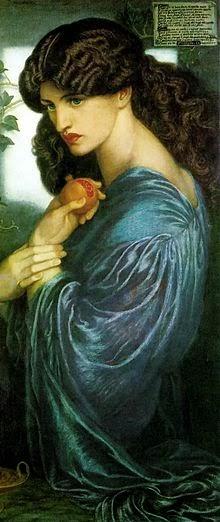Proserpina mitología