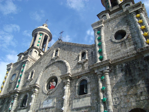 Bacolod attractions - San Sebastian Cathedral