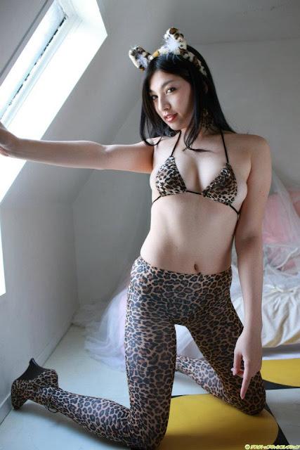 Saori Hara, Bikini Macan