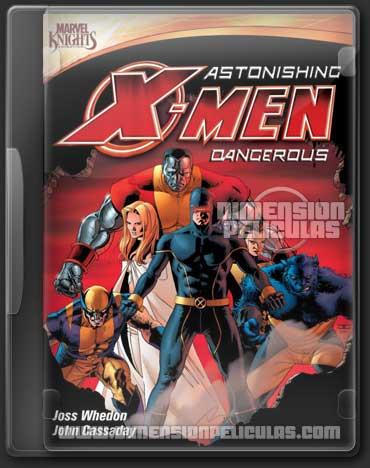 Astonishing X-Men Dangerous (DVDRip Inglés Subtitulada) (2012)