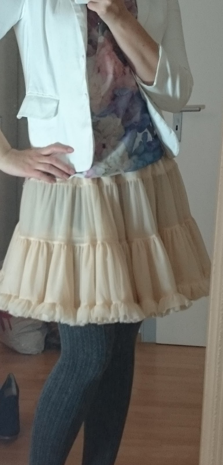 Petticoat Outfit