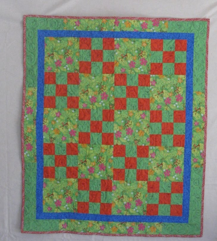 Life Is Like A Patchwork Quilt