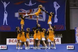 Cheerleader verseny