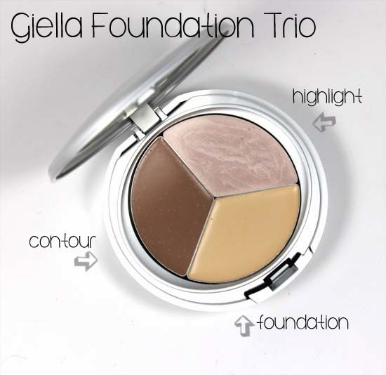 Giella, About Faces, Monica Harkins, HAC, Highlight and Contour