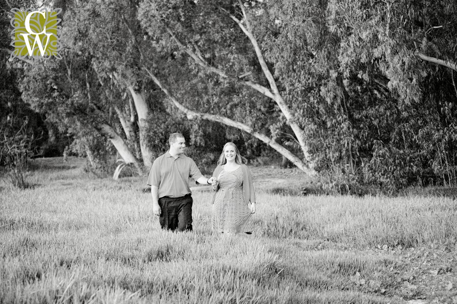 engagement portrait huntington beach