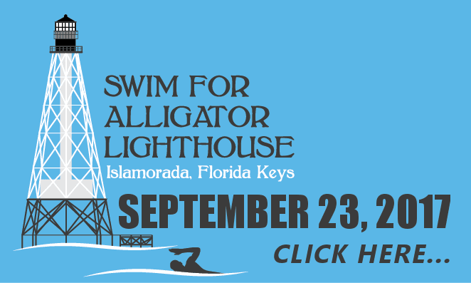 Islamorada's Premier Open Water Swim