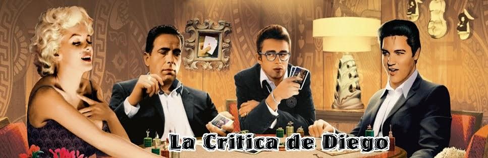 La crítica de Diego