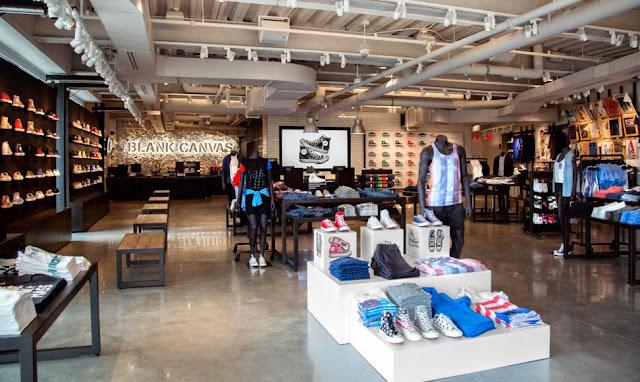 Nike potencia Converse con oficinas en Boston
