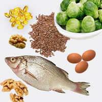 Cholestérol et remèdes naturels: vive les oméga 3