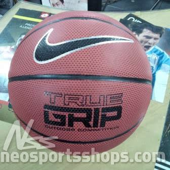 bola basket nike original