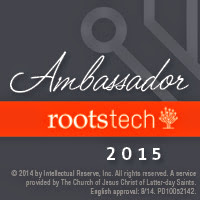RootsTech 2015 Conference