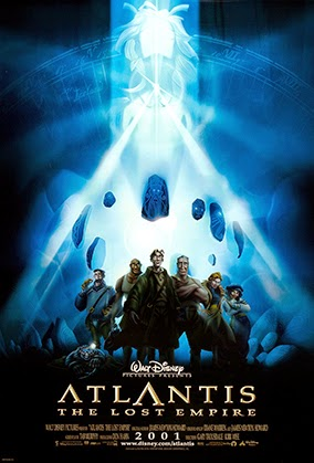 Watch Atlantis: The Lost Empire (2001) Online For Free Full Movie