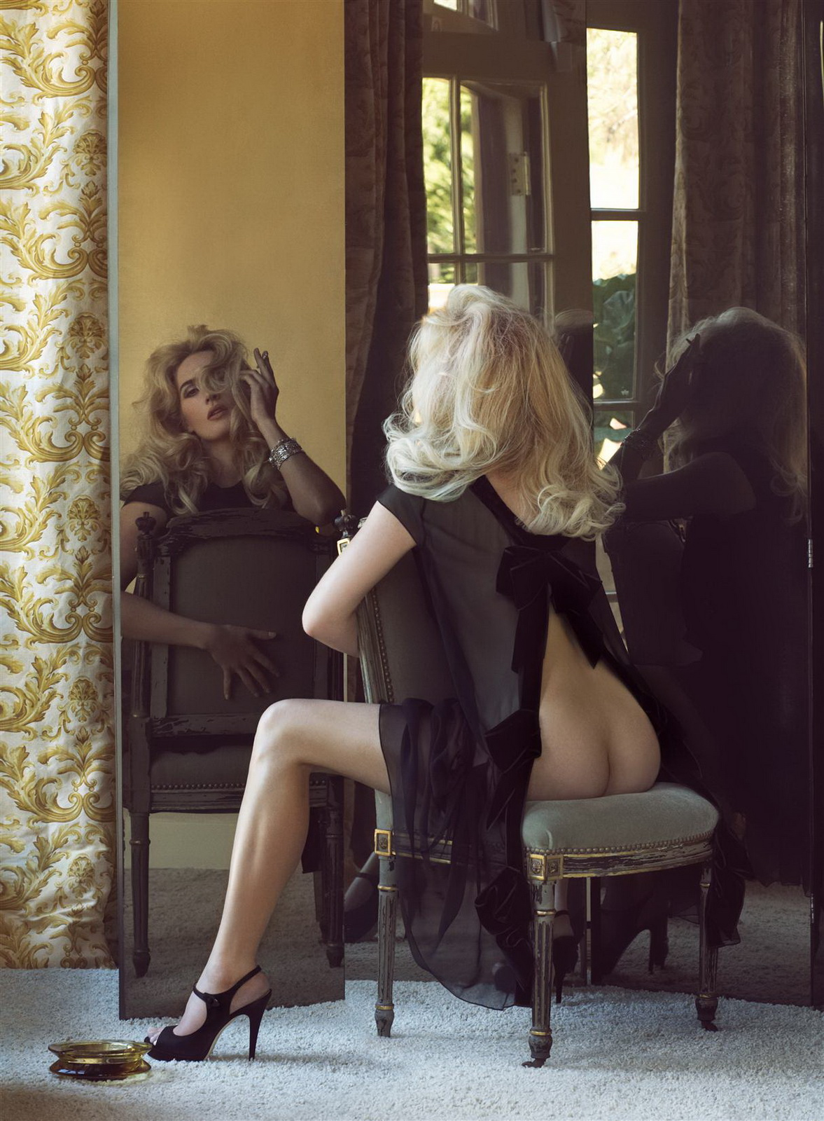 Kate Winslet Naked Vanity Fair