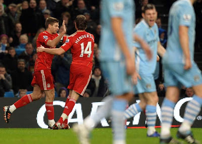 Manchester City 0 - 1 Liverpool (1)
