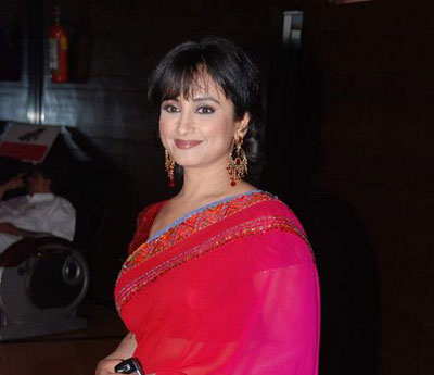 Divya Dutta at Masti Express Film Premiere