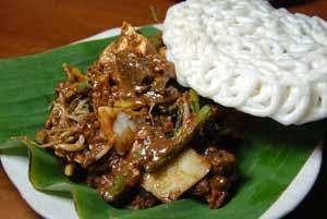 Rujak Cingur Surabaya