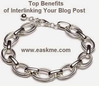Top Benefits of Interlinking Your Blog Post : eAskme