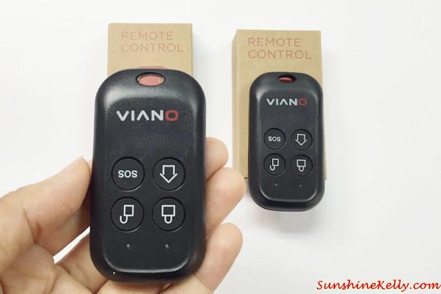Home Security, ONVIA, VEDO S2, DIY, Wireless Alarm System, alarm system