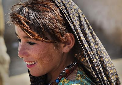 Info:Gadis Suku Pashtun Antara Tercantik Didunia